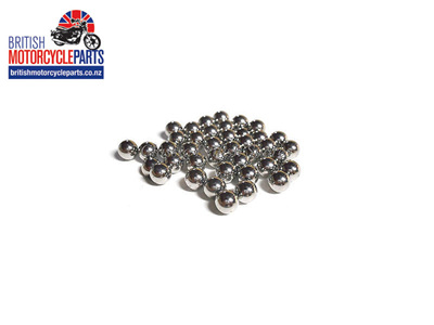 "60-2364 Steel Ball Bearing 1/4"" - S70-3"