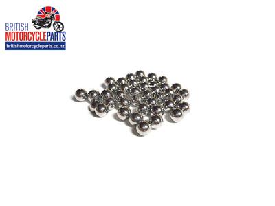 "60-2364 Steel Ball Bearing 1/4"" - S70-3"