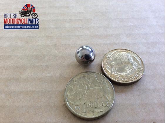 60-2370 Ball Bearing 7/16 Inch 70-8750 - British Motorcycle Parts  Auckland NZ