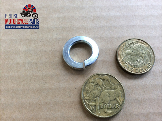60-2431 Spring Washer 1/2 Inch - British Motorcycle Parts Ltd - Auckland NZ