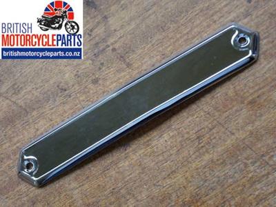 60-4151 Triumph T150 Chrome Badge Holder
