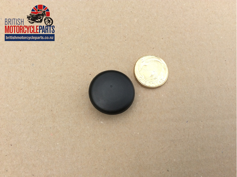 60-4152 Side Cover Rubber Plug Triumph T120 T140 OIF - British Motorcycle Parts
