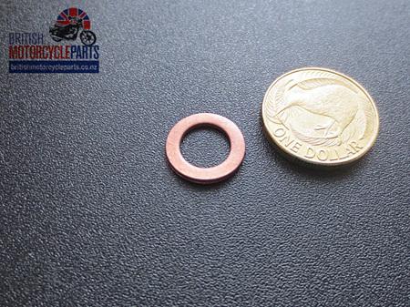 """60-4182 Copper Washer - Banjo Bolt - Small 3/8"""""""