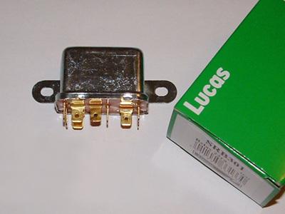 60-4224 Starter Relay 22RA - Lucas 33336
