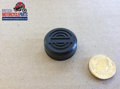60-4335 Ignition Switch Cover - Norton Triumph
