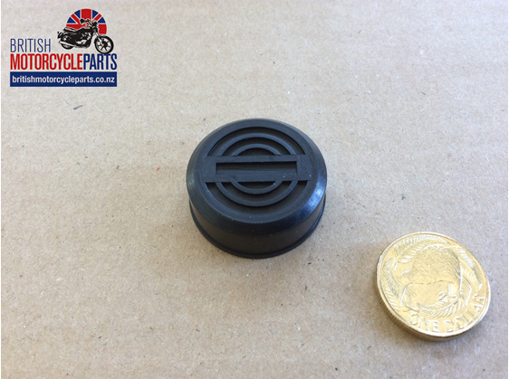 60-4335 Ignition Switch Cover - Norton Triumph - British Motorcycle Parts - NZ