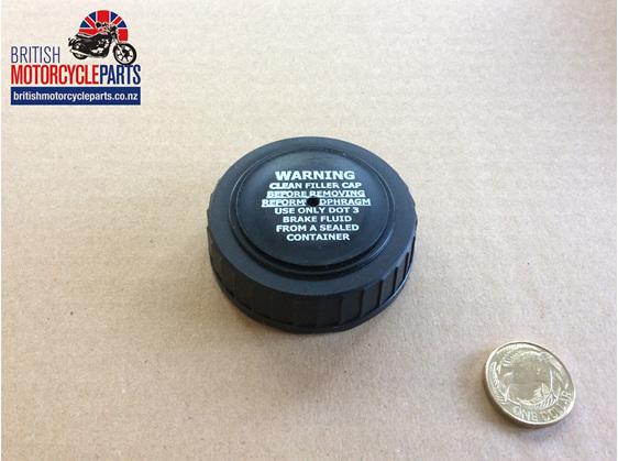 60-4365 06-5740 Master Cylinder Reservoir Cap - British Motorcycle Parts - NZ