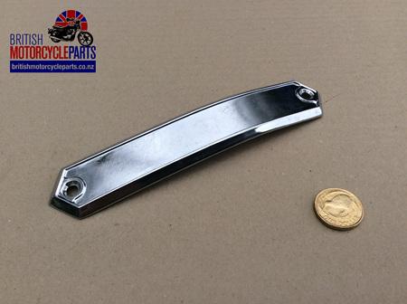 60-4427 Chrome Badge Holder RH - T160