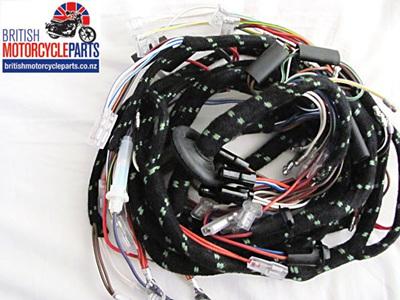 60-4559 T160 Trident Wiring Loom 1975-76