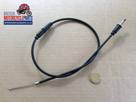 60-7149 T140E Throttle Cable T/Grip to J/Box - US Bars