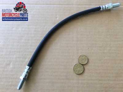 60-7174 Top Brake Hose US Bars - T140 1979on