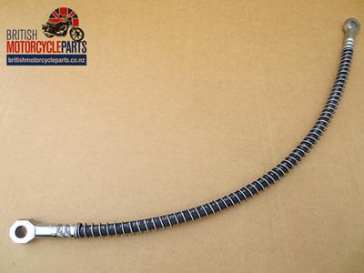 60-7233 Rear Brake Hose - T140 1980-82