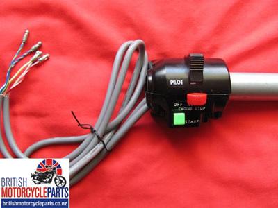 60-7462 T140ES & 06-5929 Norton RH Switch Gear