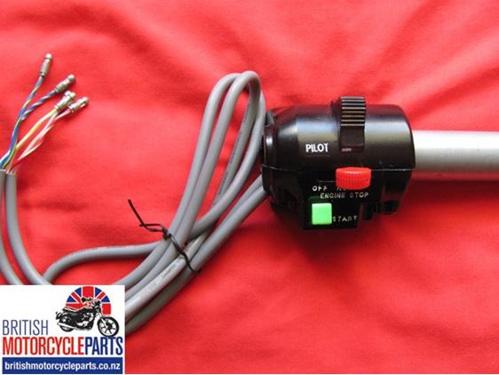 60-7462 60-7328 06-5929 Triumph T140ES & Norton Commando MK3 RH Switch Gear