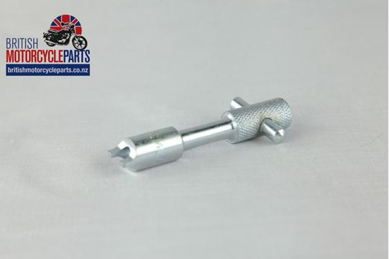 61-3170 61-3700 Clutch Spring Nut Adjusting Tool BSA Triumph - British Spares NZ