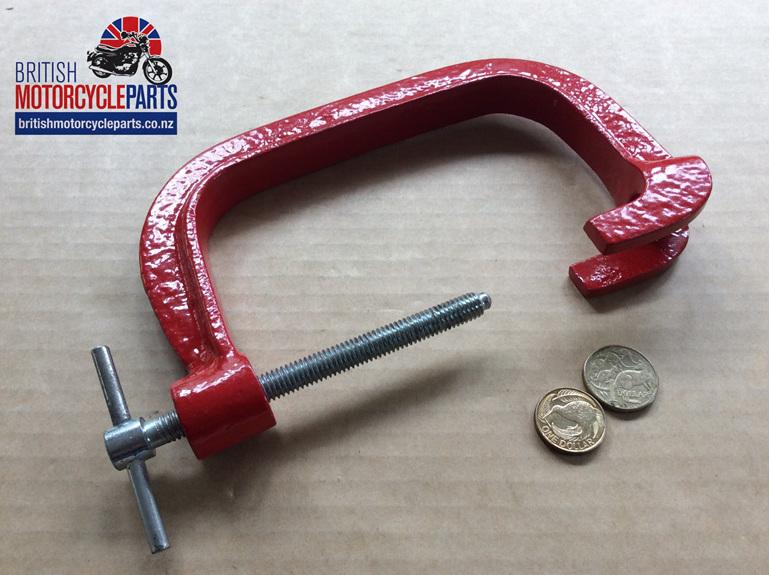 61-3441 Valve Spring Compressor Tool - British Motorcycle Parts - Auckland NZ