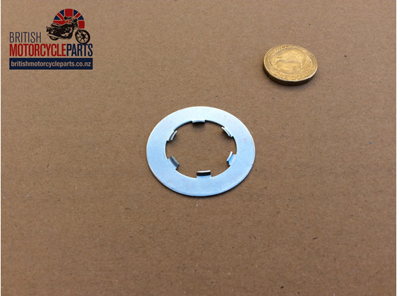 65-2521 Lockwasher - Cush Drive Nut - BSA - British Motorcycle Parts Auckland NZ