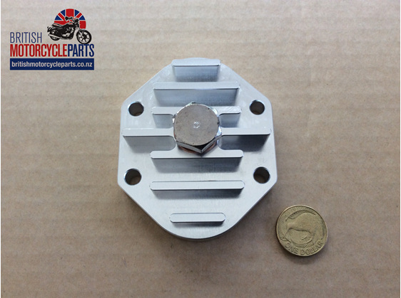 65-2611A Sump Plate - BSA B & M Group - British Motorcycle Parts - Auckland NZ