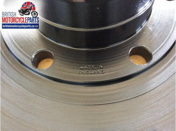 65-6294 Brake Drum Sprocket 42T - BSA Plunger - British MC Parts Auckland NZ