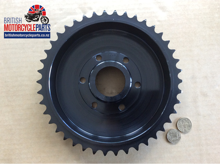 65-6294 Brake Drum Sprocket 42T - BSA Plunger - British MC Parts Auckland NZ