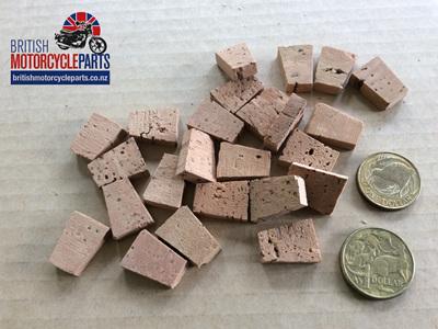 66-3891 Clutch Corks - Set of 24