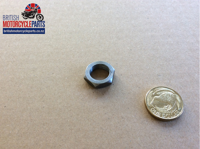 67-0643 Crankshaft Nut - Timing Side - British Motorcycle Parts - Auckland NZ