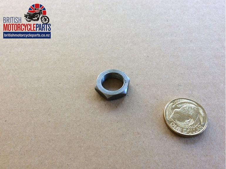 67-0643 Crankshaft Nut - Timing Side - British Motorcycle Parts - Auckland NZ
