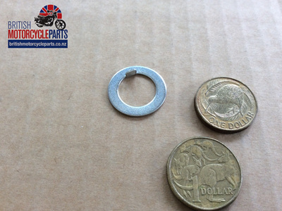 67-0644 Crankshaft Nut Tab Washer - BSA A10 A65