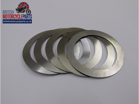 67-0671/SET Crankshaft Shim Set - BSA A10 - British Motorcycle Parts Ltd - NZ