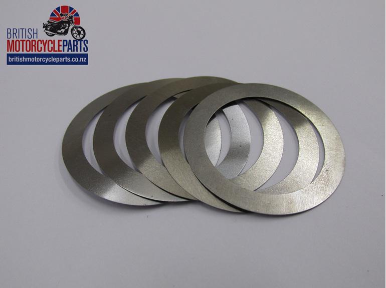 67-0671/SET Crankshaft Shim Set - BSA A10 - British Motorcycle Parts Ltd - NZ