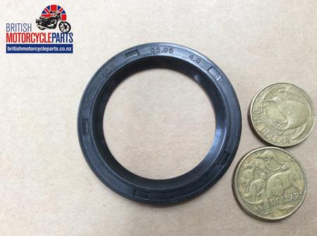 67-0674 Crankshaft Oil Seal - Drive Side - BSA