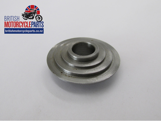 67-0960 Valve Spring Top Collar A10 SR - British Motorcycle Parts - Auckland NZ