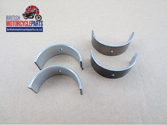 67-1430 Big End Bearing Set A10/A65 - STD - British Motorcycle Parts Ltd - Auckl