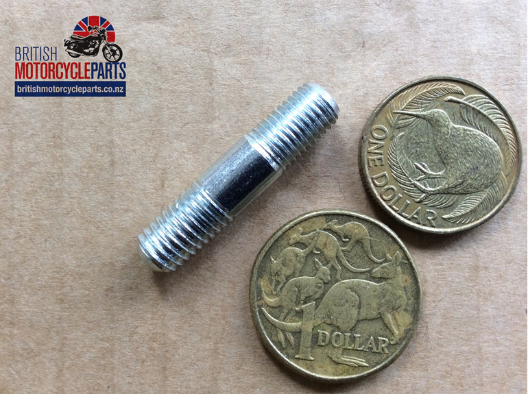 68-0018 CRANKCASE STUD - BSA A65 - British Motorcycle Parts - Auckland NZ