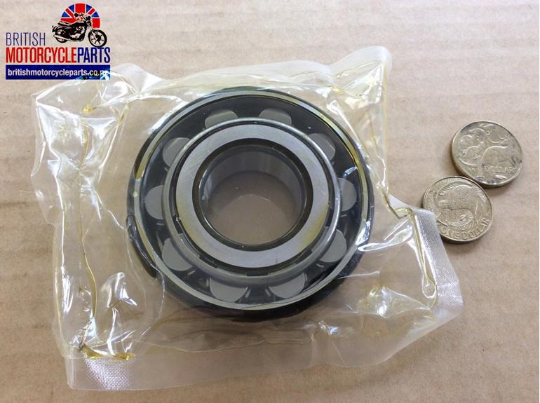 68-0625 Crankshaft DS Main Roller Bearing A65 - RHP - British MC Parts NZ