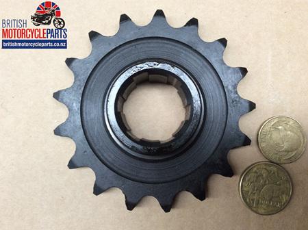 68-3072 Gearbox Sprocket 17 Tooth - BSA A65