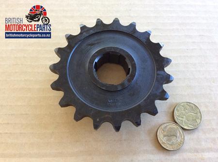 68-3073 Gearbox Sprocket 20 Tooth - BSA A65