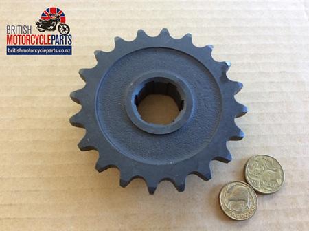 68-3078 Gearbox Sprocket 19 Tooth - BSA A65
