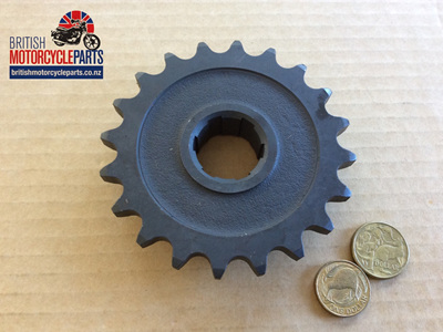 68-3078 Gearbox Sprocket 19 Tooth - BSA A65