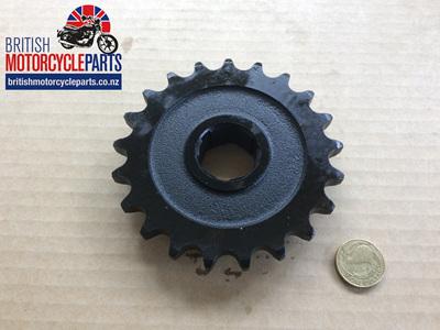 68-3089 Gearbox Sprocket 21 Tooth - BSA A65