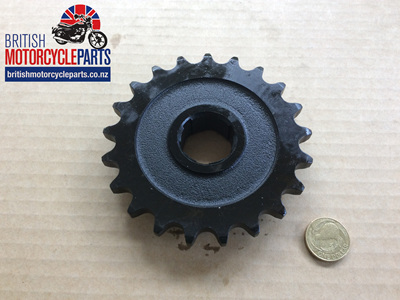 68-3089 Gearbox Sprocket 21T - BSA A65