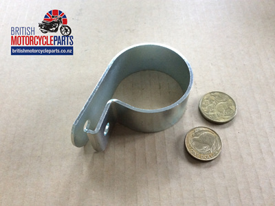 68-4093 Coil 'P' Clamp Large - BSA A50 A65