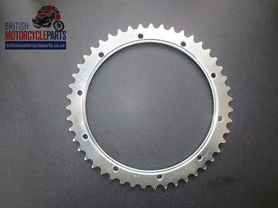 68-6088 Rear Sprocket 47T 10 Hole - BSA A50 A65 1965-70