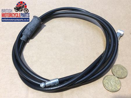 68-8611/6 Clutch Cable - BSA A50 A65 1964-67 Western Bars