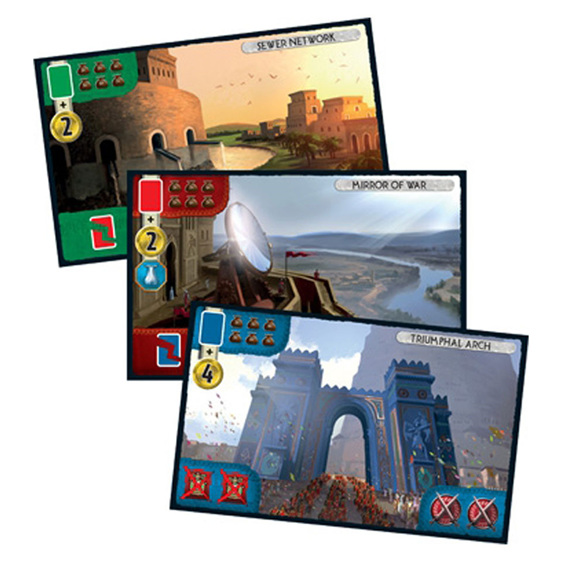 7 wonders board game strategy
