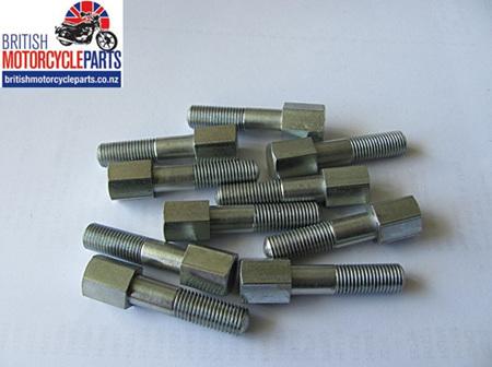 70-0409 Exhaust Clamp Bolt - CEI