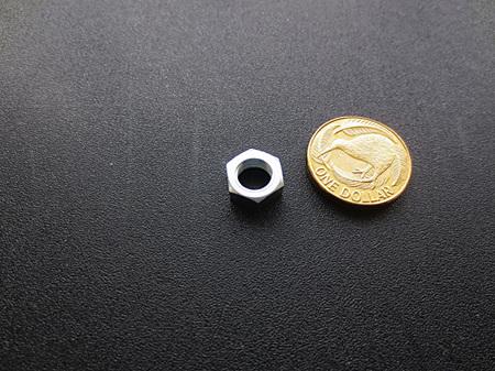 70-0470 Tappet Adjuster Nut CEI - Triumph - 24-0563