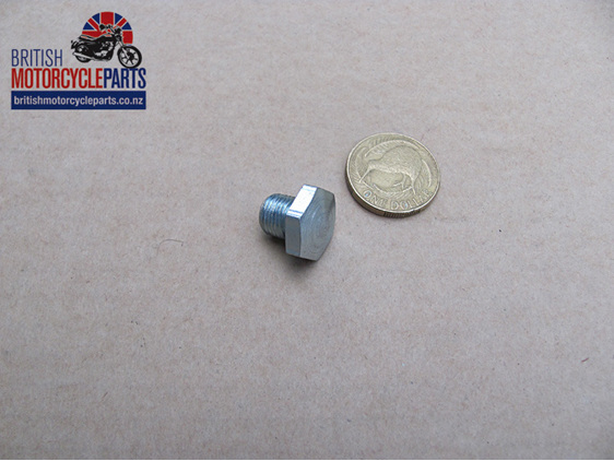 70-2615 Timing Cover Oil Way Blanking Plug - Triumph 650cc - British Parts NZ