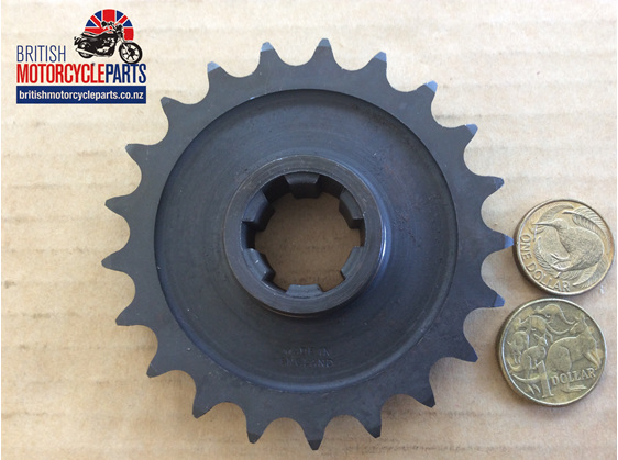 70-3108/21 Engine Sprocket 23T - Triumph Pre-Unit - British Parts - Auckland NZ