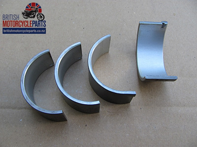 70-3586/040G Big End Bearings -0.040 Triumph - Glacier